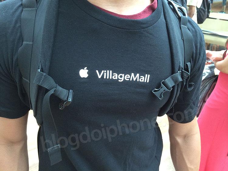 camisa Rio Apple Store