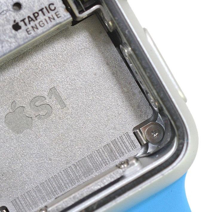 Parafusos Apple Watch