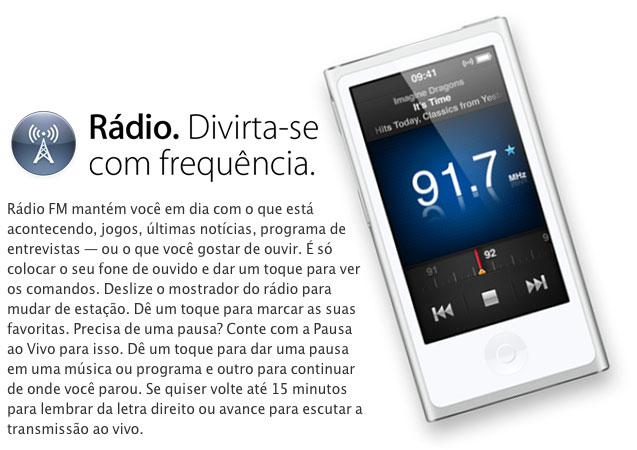 Rádio iPod