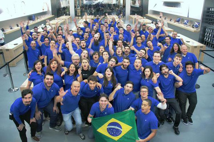 Photo of Apple inaugura em São Paulo sua segunda loja na América Latina