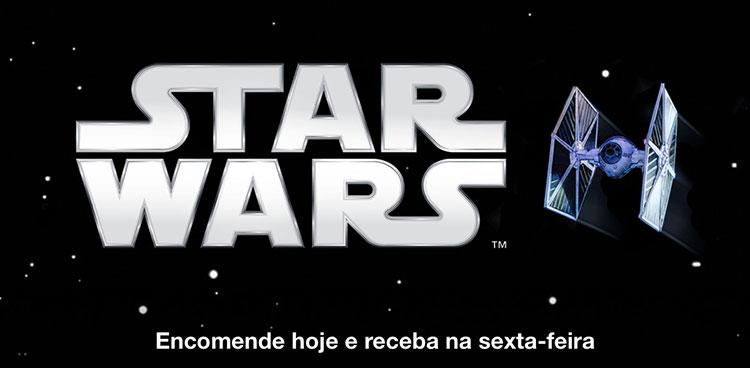 Photo of Versão digital da saga Star Wars chega à iTunes Store na sexta-feira