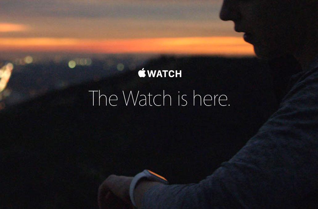 Apple divulga os três primeiros comerciais do Apple Watch