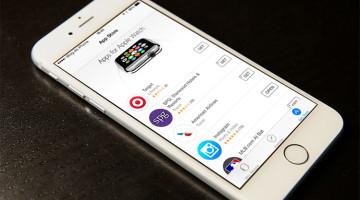 watch app store