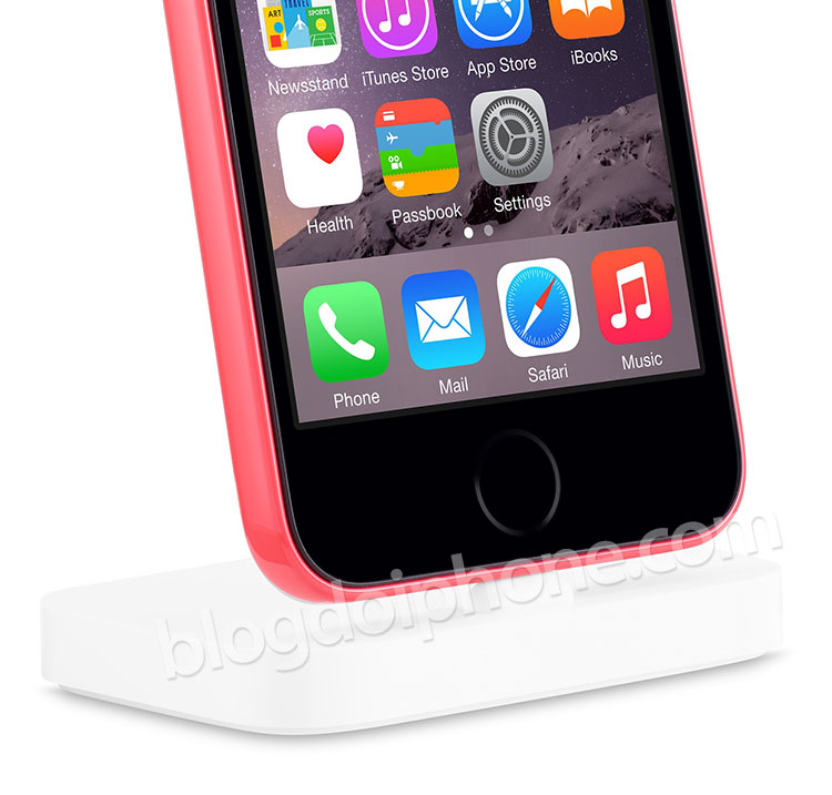 Ops! Site da Apple mostra iPhone 5c com Touch ID