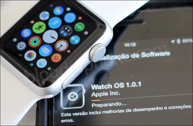 WatchOS 1.0.1