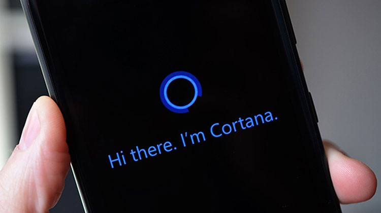 Cortana no iOS