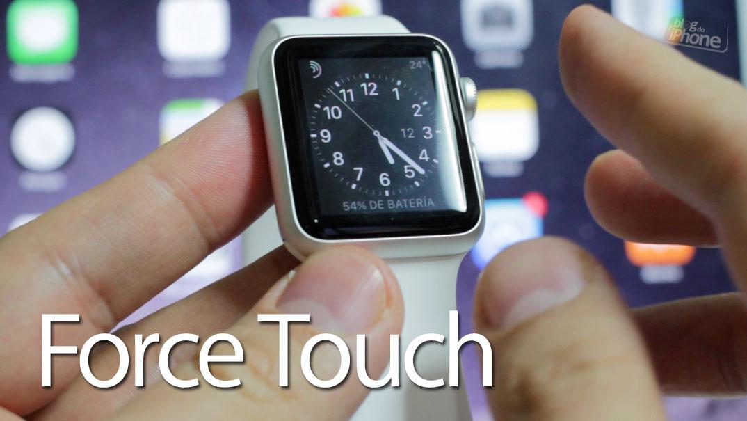 Photo of Entenda como funciona o Force Touch do Apple Watch [vídeo]