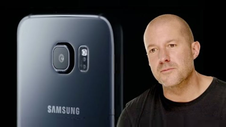 Photo of [humor] Jony Ive narrando o comercial do Galaxy S6