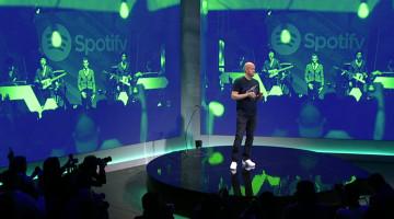 Evento Spotify