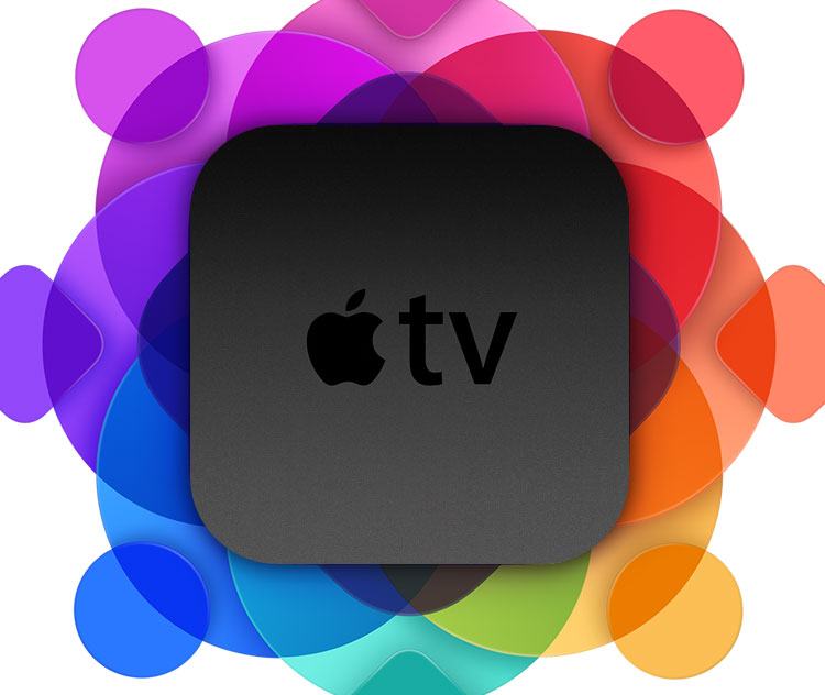 Apple TV na WWDC