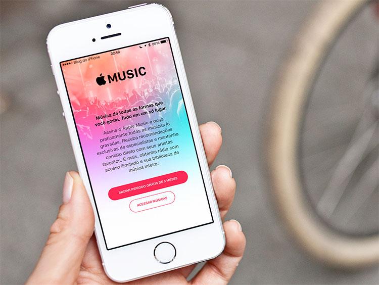 Photo of Um quinto dos inscritos no Apple Music não usa o serviço