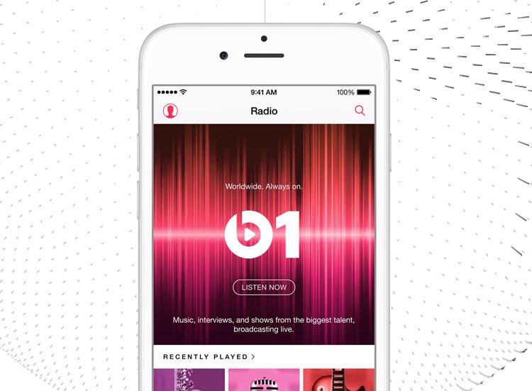No beta do iOS, a rádio do iTunes começa a aparecer em contas brasileiras