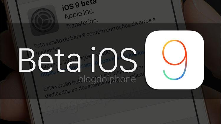 Beta do iOS