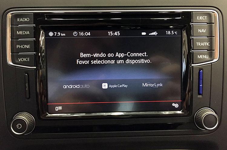 CarPlay VW Fox