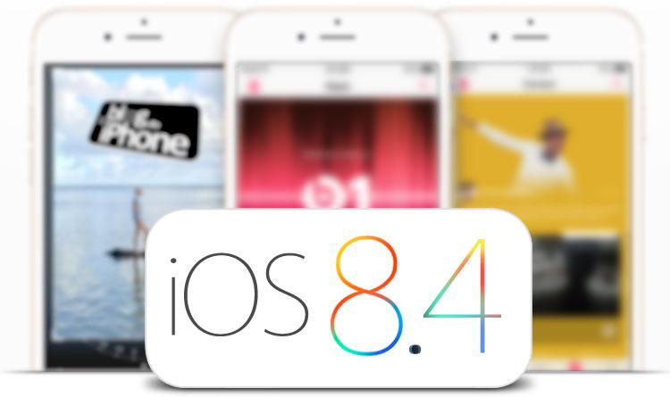 Photo of Apple libera para todos o iOS 8.4. Confira a lista de aparelhos compatíveis