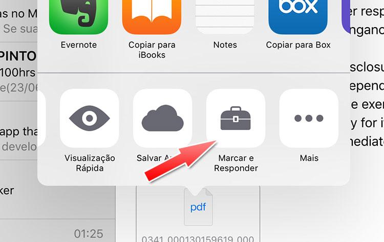 iOS 9 Markup