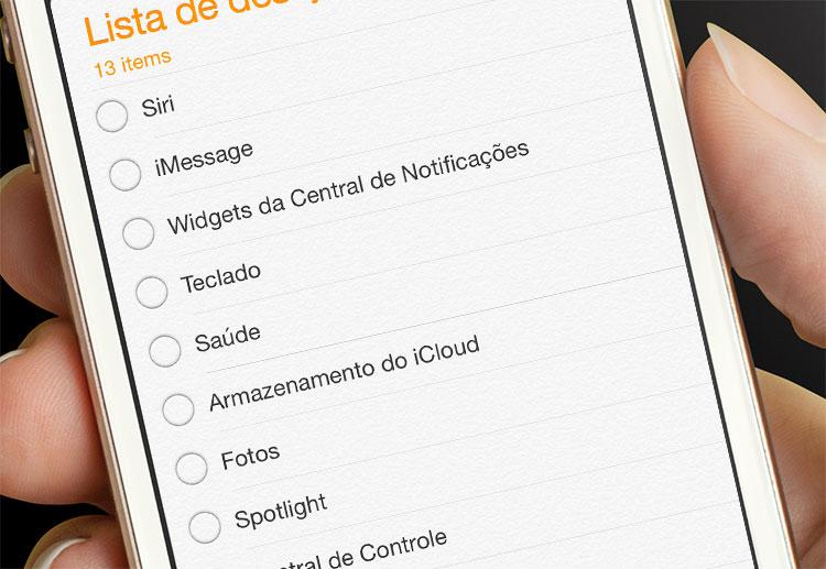 [Opinião] Uma lista de desejos para o iOS 9
