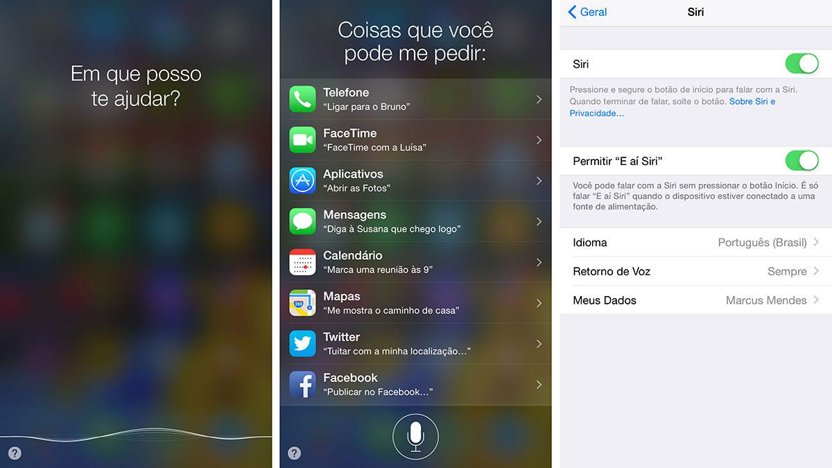 Wishlist iOS 9: Siri