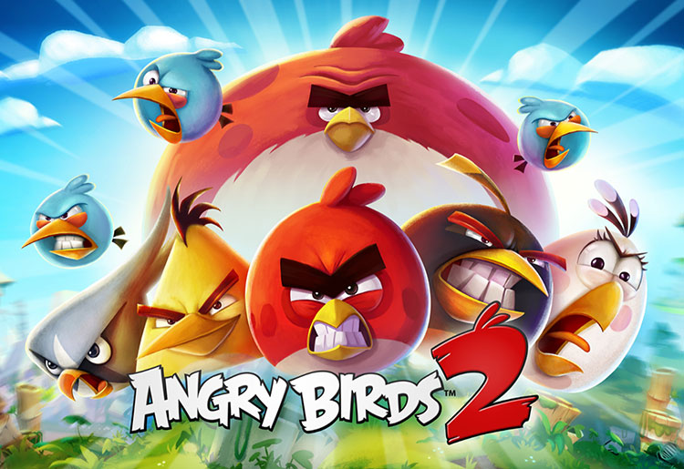 Photo of Angry Birds se reinventa ao lançar a versão 2 de seu clássico jogo