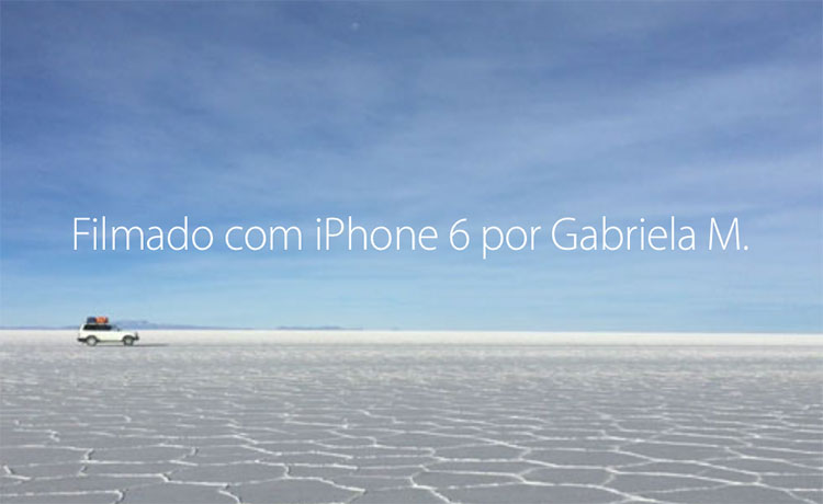 Photo of [humor] Honestamente filmado com o iPhone 6