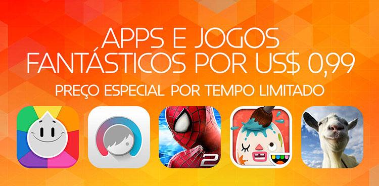 Photo of Semana de promoções na App Store: dezenas de apps e jogos por $0,99
