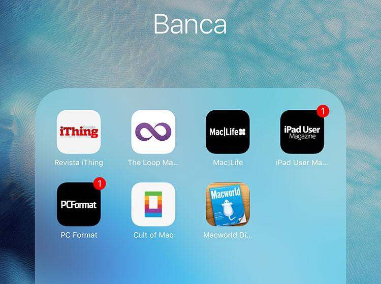 Banca iOS 9