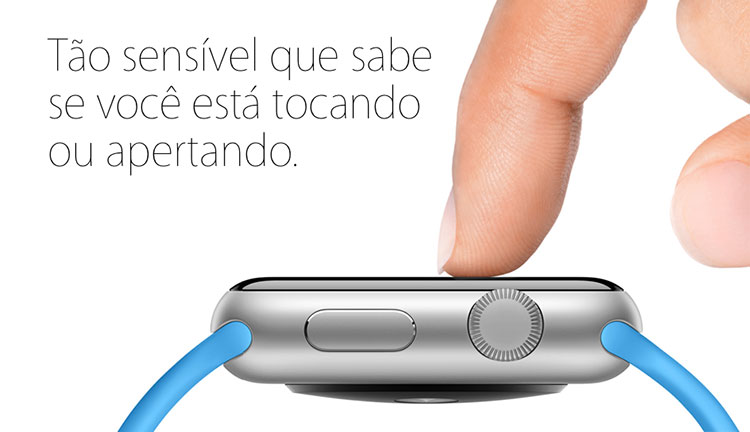 Conceito demonstra como o Force Touch poderia ser útil no iPhone