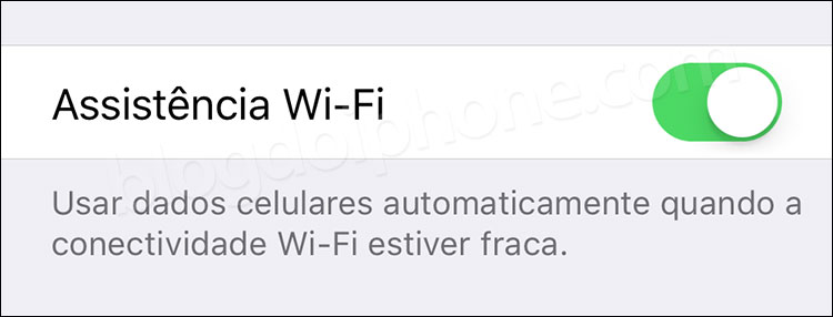 iOS 9 Wi-Fi Assistent