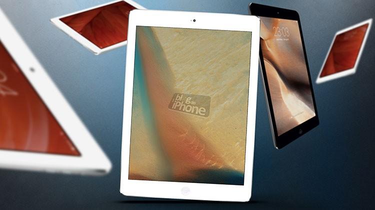 Wallpapers iPad iOS 9