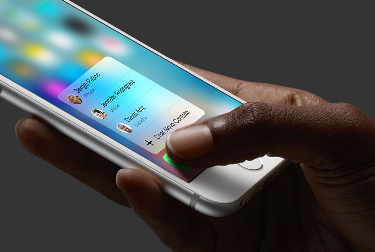 Photo of iPhone 11 oficializa o fim do 3D Touch