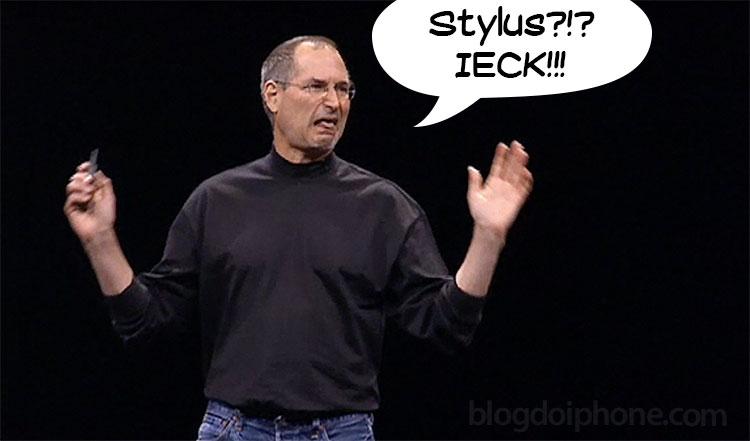 Jobs Stylus