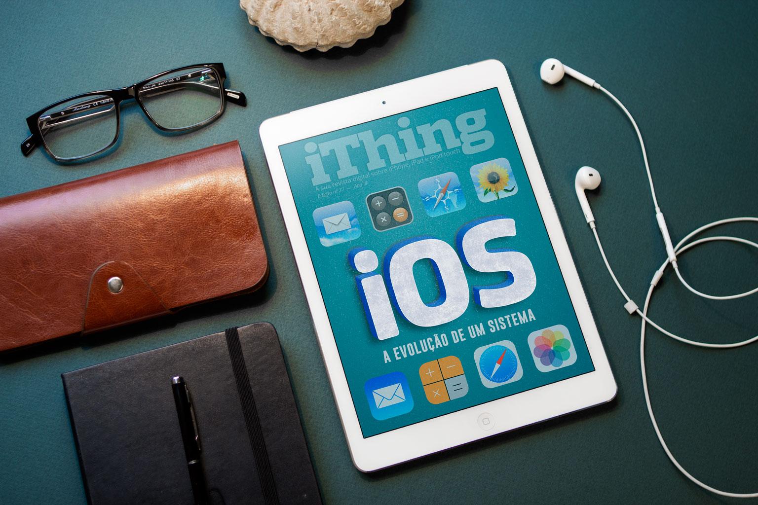 Photo of Baixe a nova edição da Revista iThing, especial iOS
