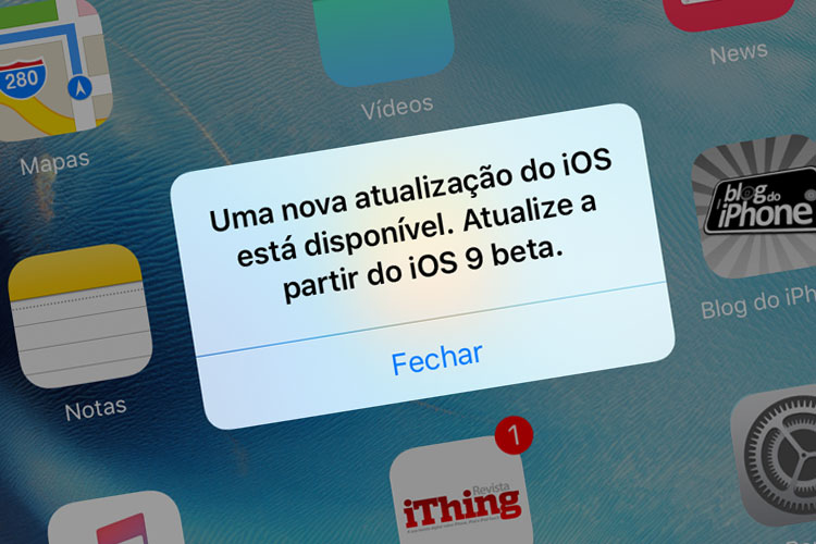 Photo of Apple libera a quarta versão de testes do futuro iOS 9.1