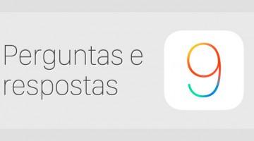 faq iOS 9