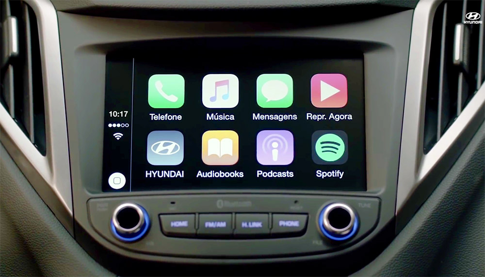 Photo of Hyundai anuncia CarPlay no novo HB20