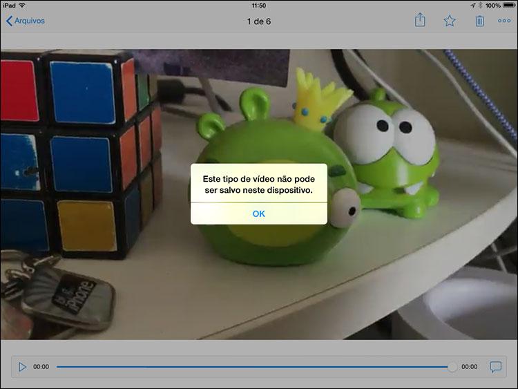 4K no iPad
