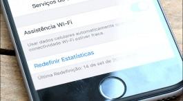 Assistência Wi-Fi