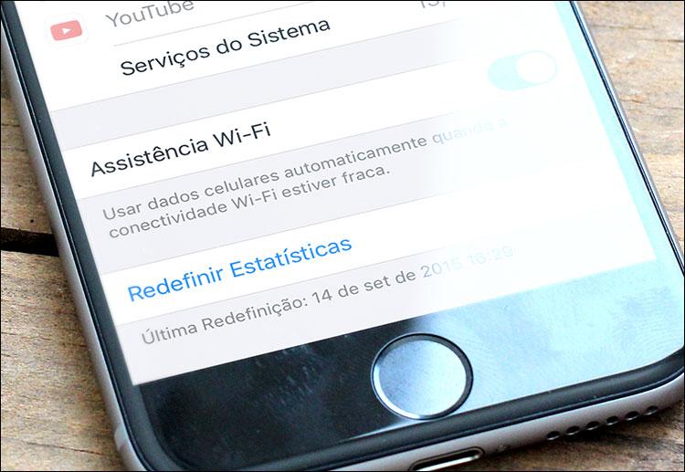 Assistência Wi-Fi do iOS 9 pode consumir sua franquia de dados