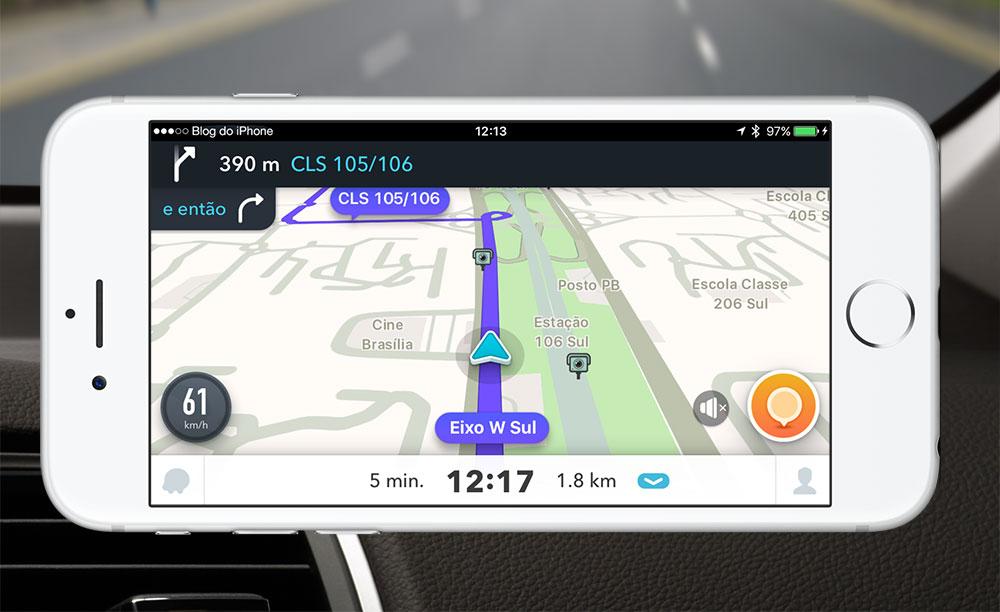 Photo of Já está no ar o novo Waze, com visual mais moderno