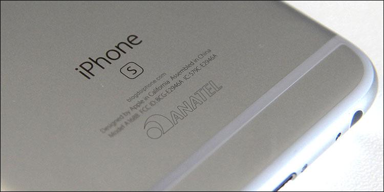 Photo of Anatel autoriza a venda e fabricação do iPhone 6s no Brasil