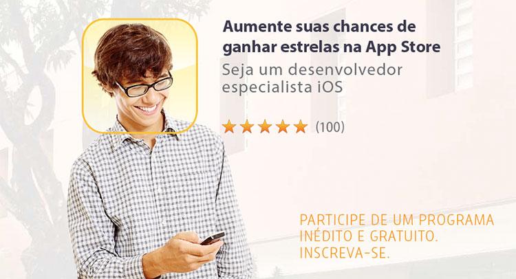 Já começou o processo seletivo do curso gratuito para desenvolvedores iOS