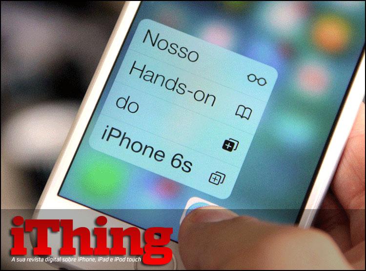 Photo of Está no ar a edição 28 da Revista iThing, com nossos testes do iPhone 6s