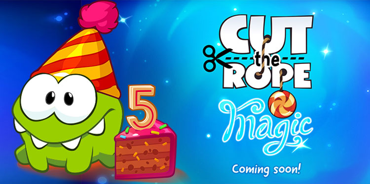 Photo of ZeptoLab anuncia novo Cut the Rope Magic para breve