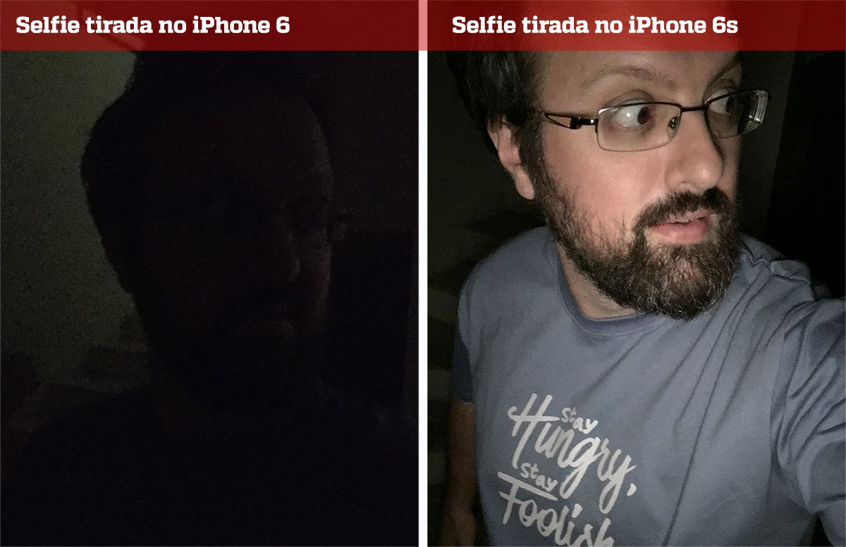 Selfie Flash Retina