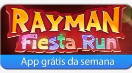 App da Semana Rayman Run