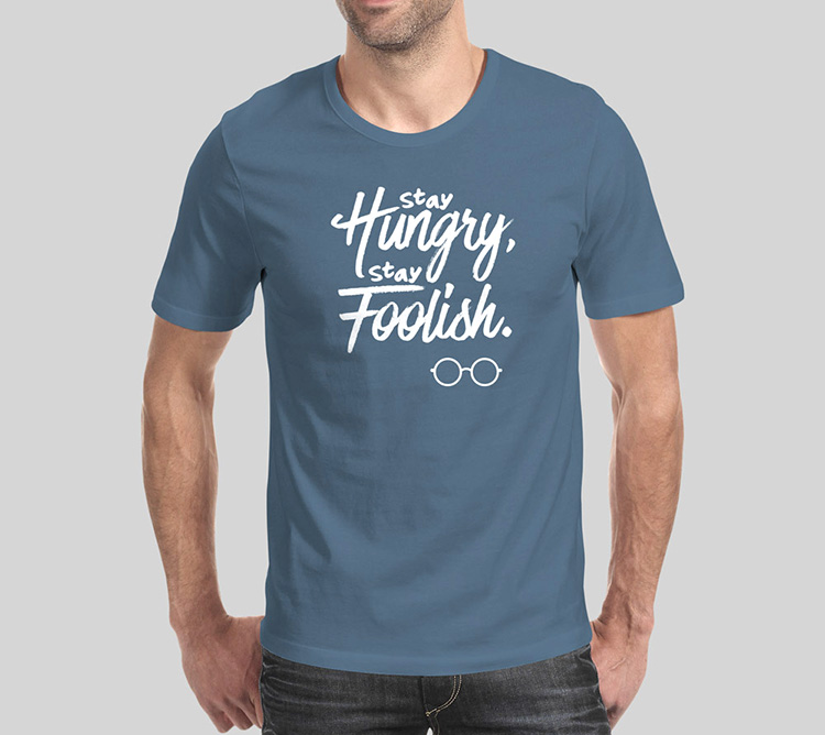 Camisa Stay Hungry