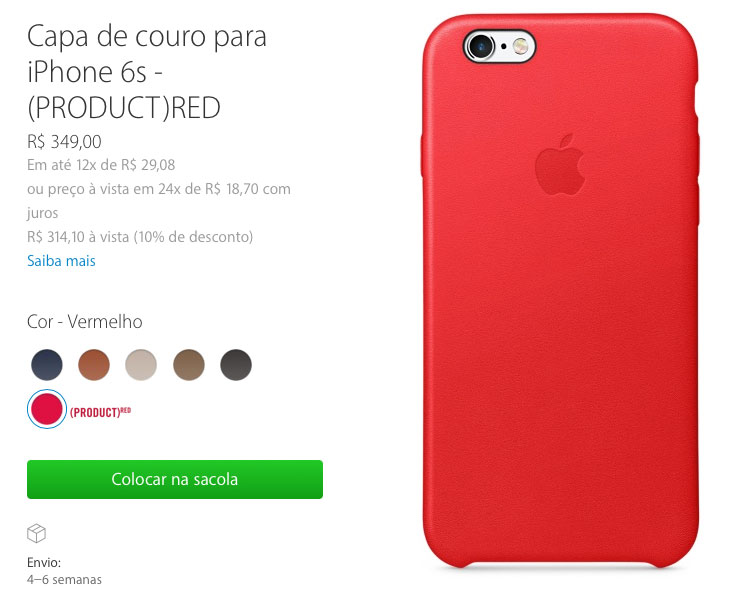Capa RED