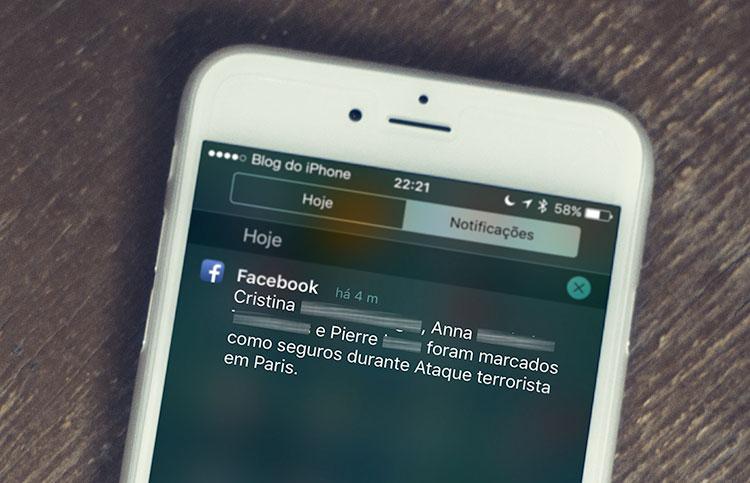 Facebook ajuda a saber se amigos estão bem após atentado