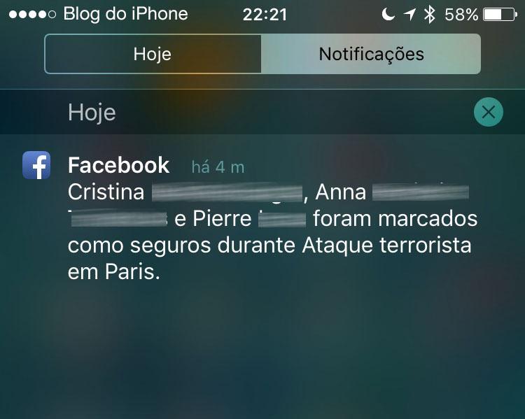 Aviso terrorismo