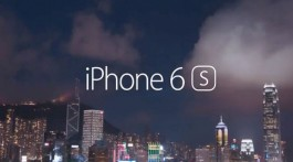 Comercial iPhone 6s